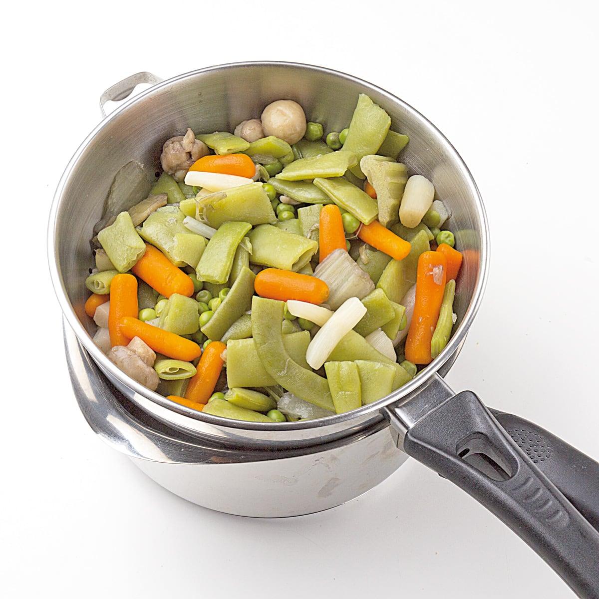 Menestra de verduras congeladas revista semana - Como preparar menestra de verduras ...