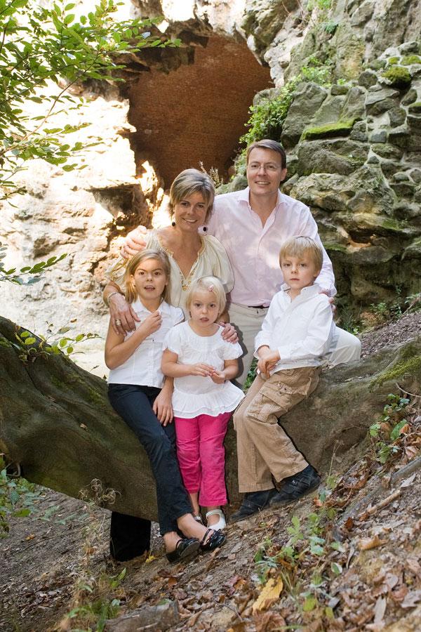 constantino-y-laurentien-una-familia-feliz