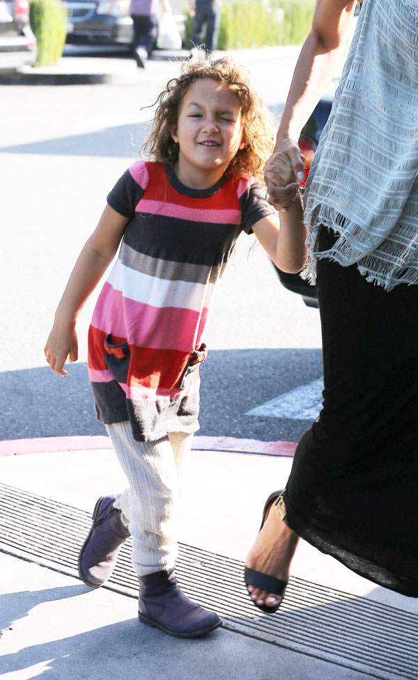 Nahla Aubry, hija de Halle Berry y Gabriel Aubry
