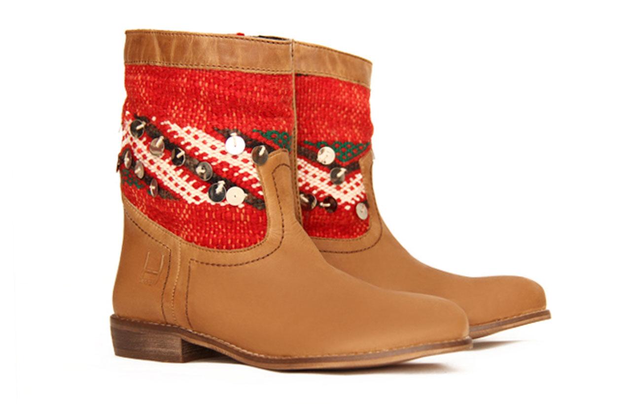 kiilim-boots