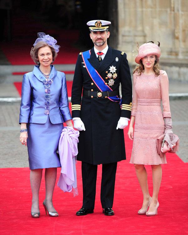 la-reina-y-los-principes-de-asturias