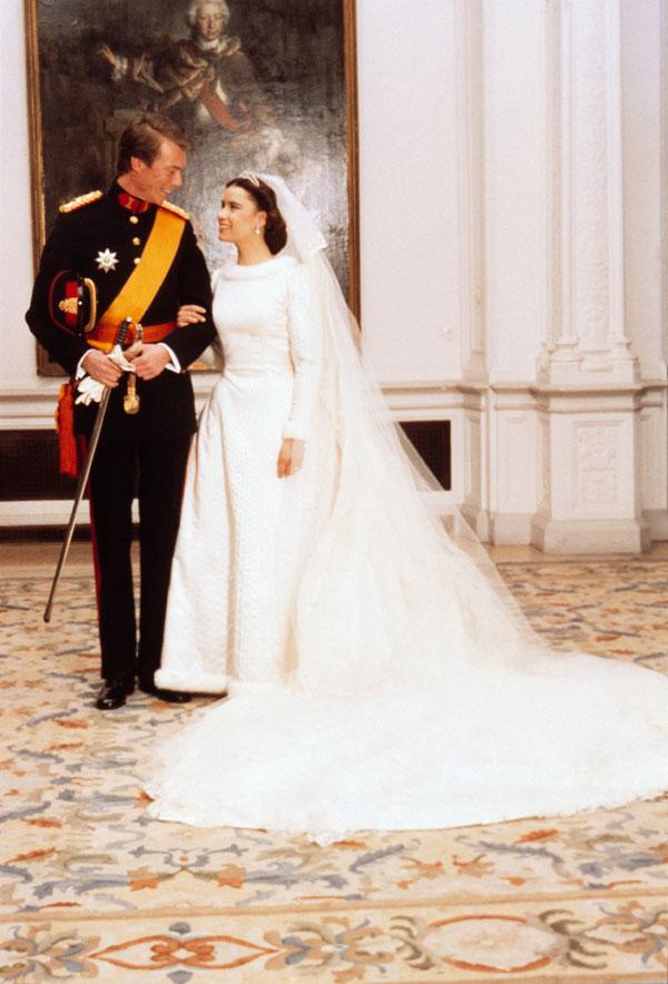 un siglo de bodas reales en luxemburgo semana