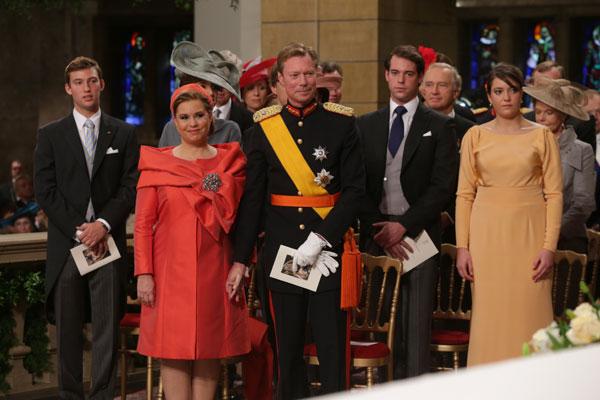 la-familia-gran-ducal