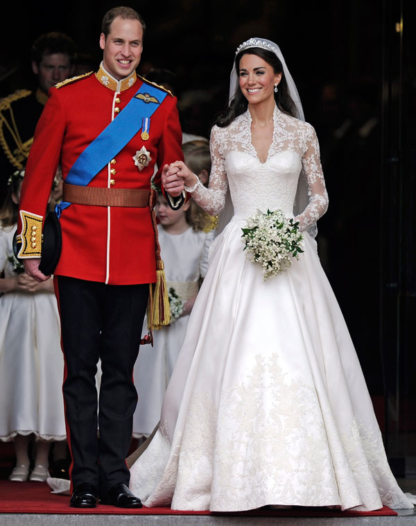 c1b7ccc5f Novias y sin embargo princesas. Nuestro ránking de vestidos de las ...