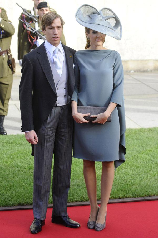 Luis y Tessy de Luxemburgo