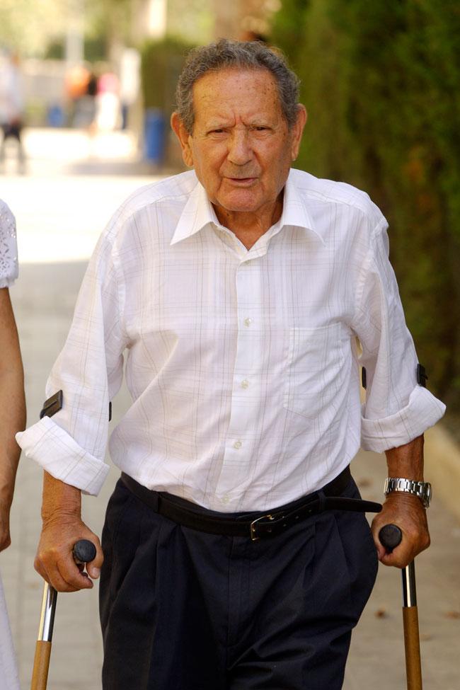 Muere el abuelo de letizia a los 98 a os - Muere el abuelo de la casa de empenos ...