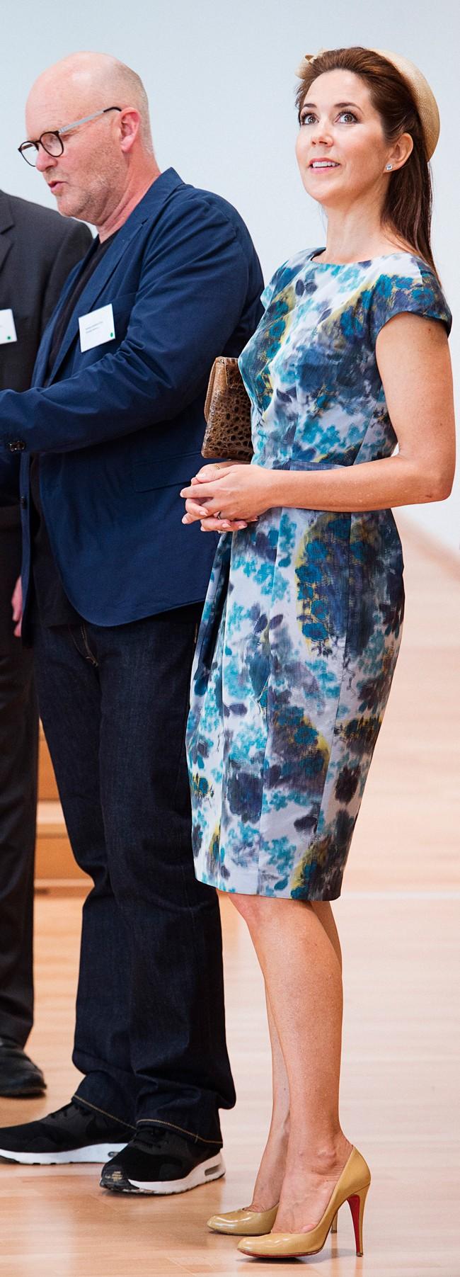 La princesa Mary va ganando en estilo cada día y es una de las royals más admiradas