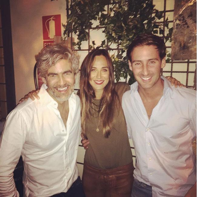 Tamara falc de cena con su ex novio marco noyer - Restaurante tamara madrid ...