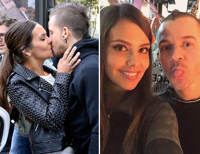 Cristina Pedroche y David Muñoz se casan en el vestidor de su casa. Te contamos los detalles