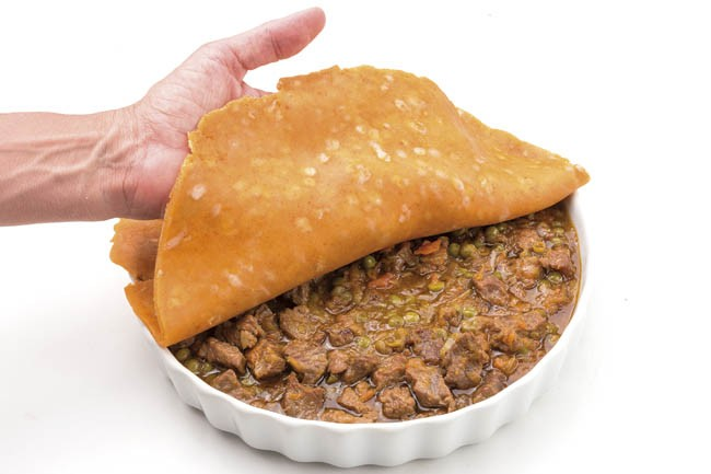 Pastel de carne inglés