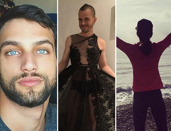 David Muñoz imita a Pedroche y otras fotos de la semana de los famosos en las redes