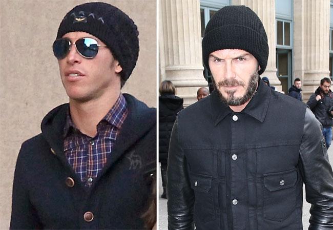 Sergio Ramos  quiere ser como Beckham  e39e8ff02df