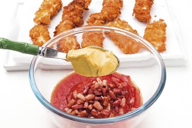 Fritos de pescado