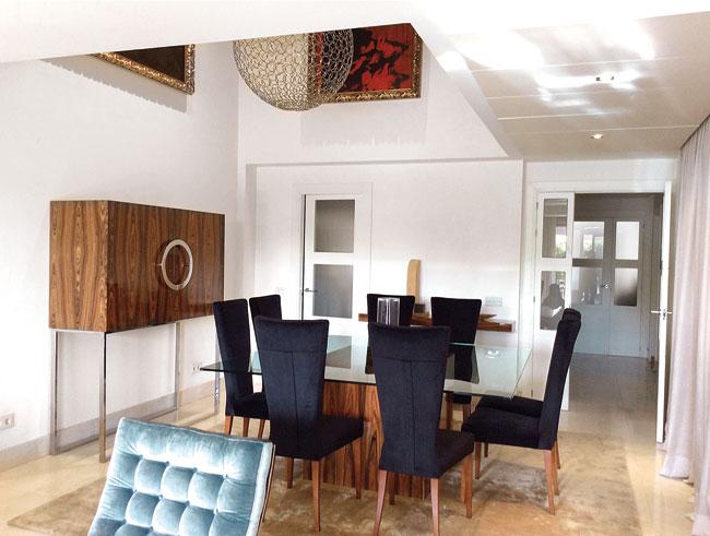 Kiko Matamoros así es su casa minimalista de La Finquilla
