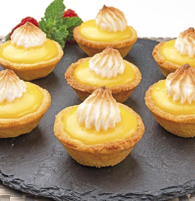Pastelillos de limón