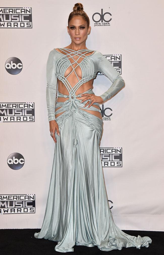 Los Looks Imposibles De Jennifer Lopez