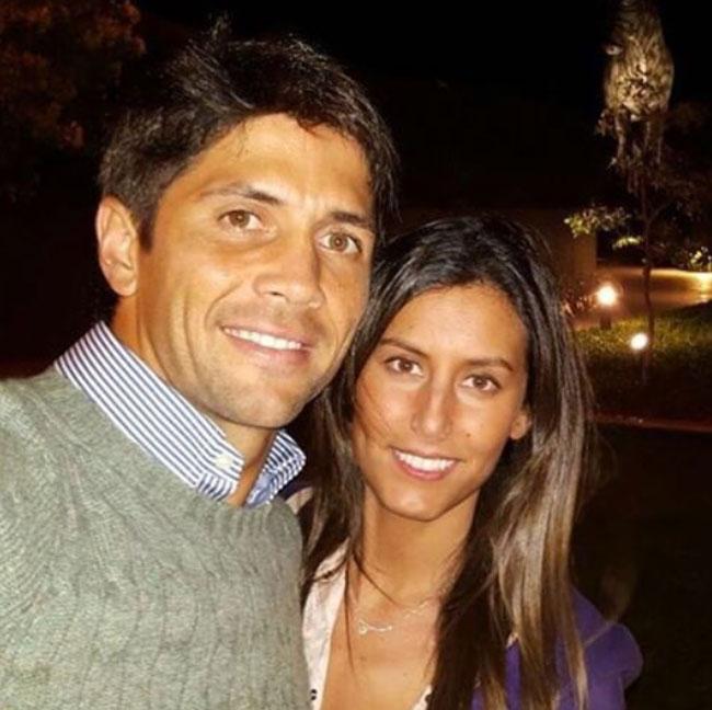 Fernando Verdasco también ha querido dedicar unas bonitas palabras a Ana Boyer.