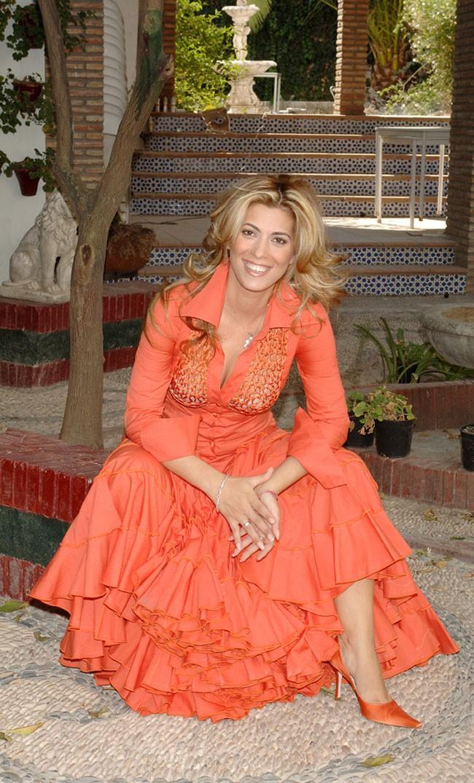 Juana mart n nos ense a su palacete cordob s - Un patio andaluz ...