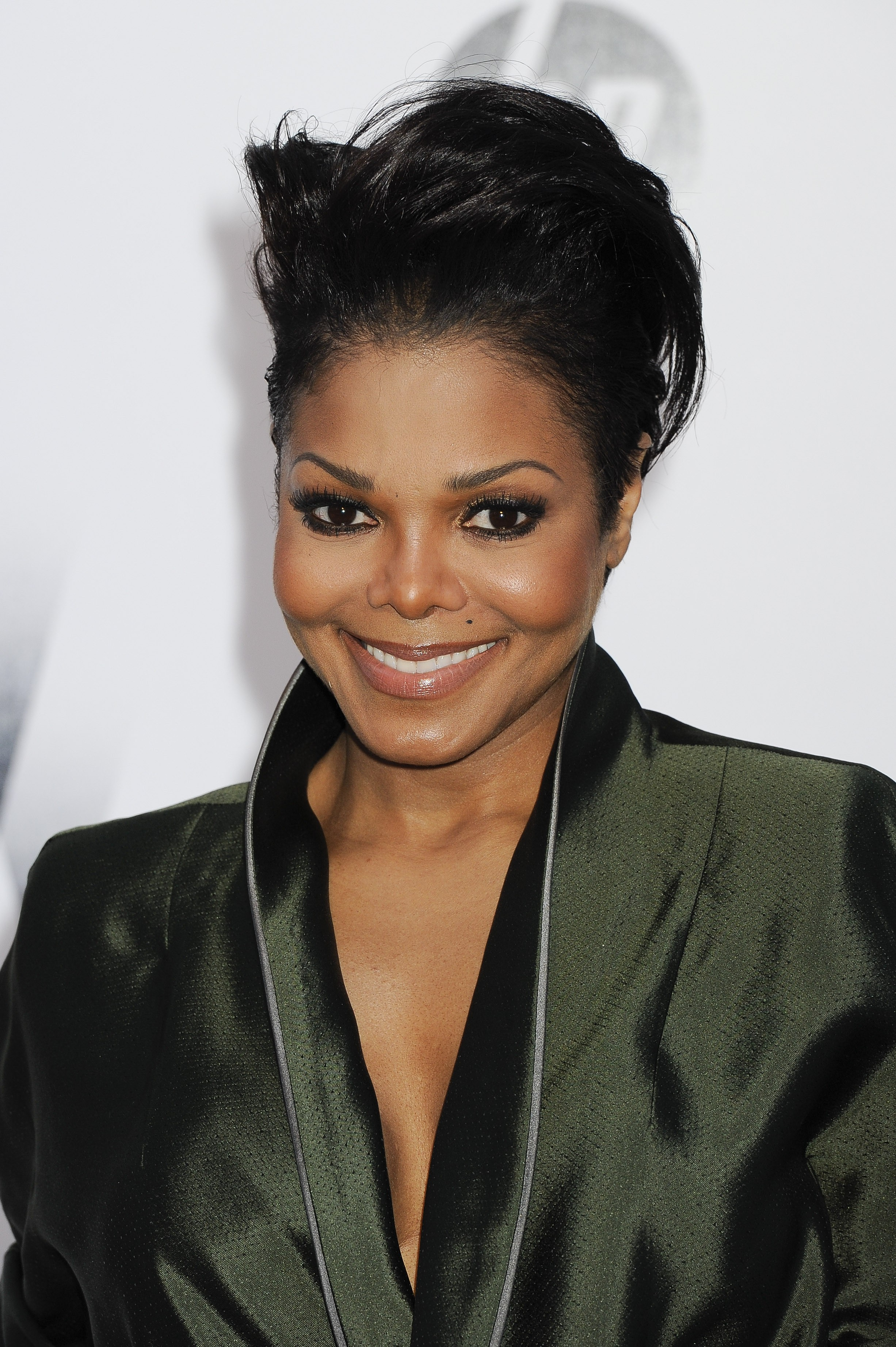 Singer Janet Jackson attending the amfAR Cinema Against during the 64th Cannes international film festival, in Cap d'Antibes, southern France, Thursday, May 19, 2011