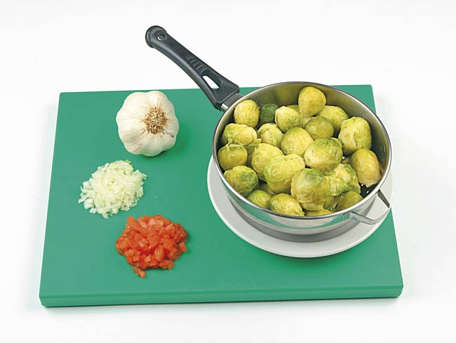Recetas ideas interesantes y trucos de cocina semana - Cocer coles de bruselas ...