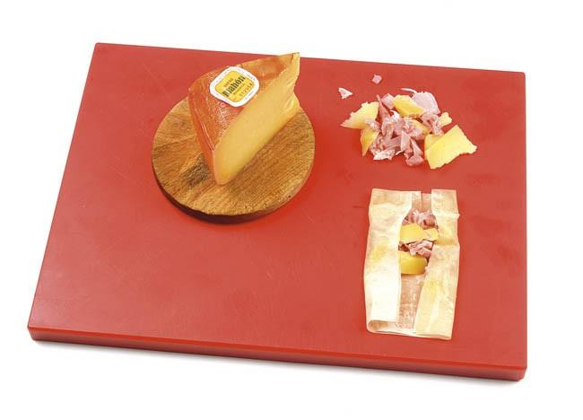 Paquetitos de queso Mahón