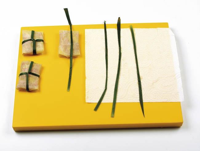 Paquetitos de queso MahónPaquetitos de queso Mahón