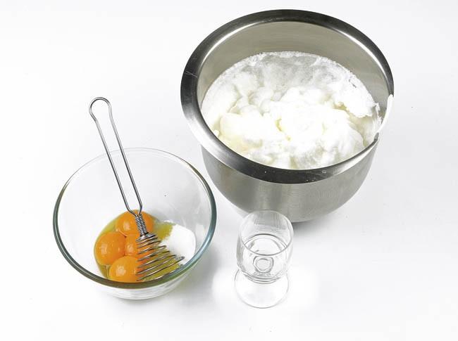 Souflée de naranja