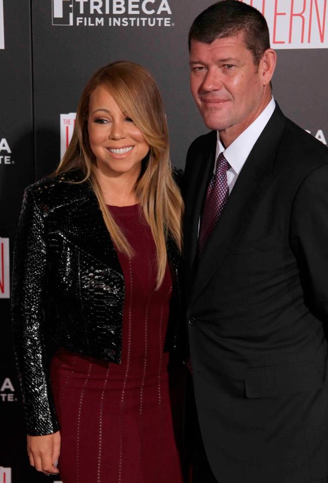 Mariah Carey y James Packer rompen: comienza una guerra 'muy sucia'