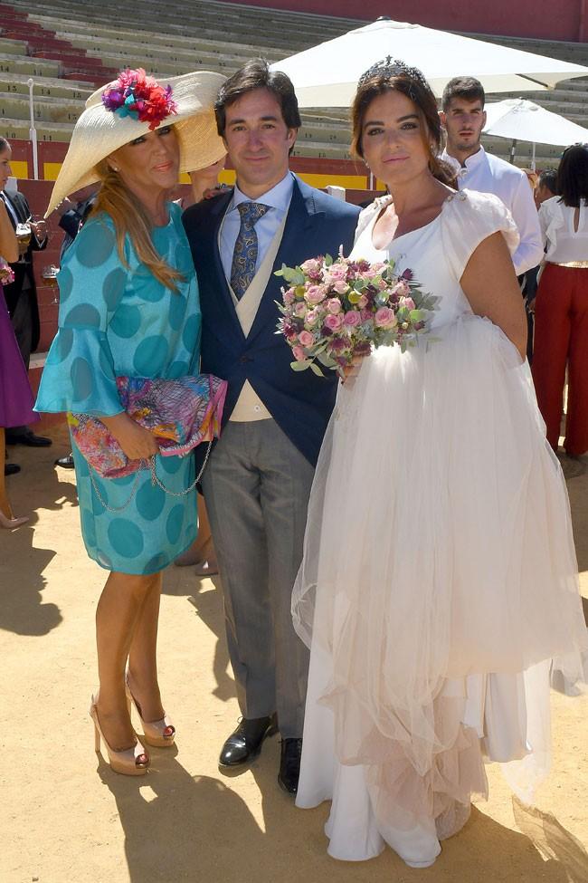 lydia lozano, de boda antes de llevarse el susto de su vida