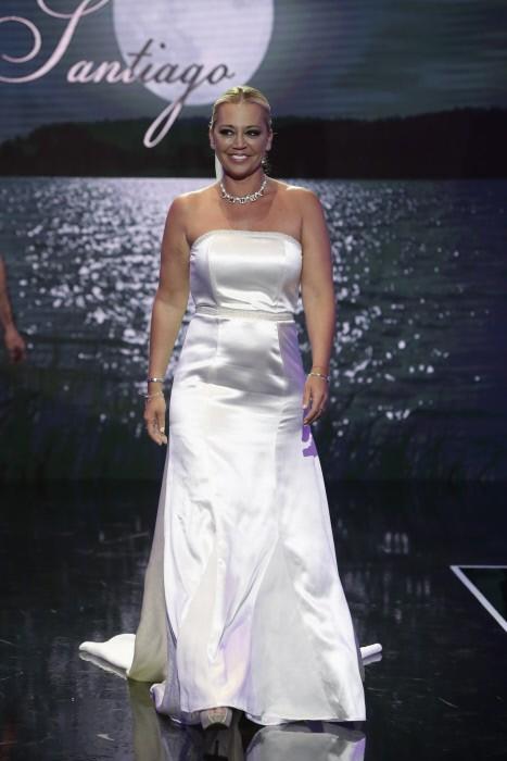 """Belén Esteban durante la 2 edición del """" Sálvame Fashion Week """" perteneciente al programa """" Sálvame """" en Madrid. 19/05/2016"""
