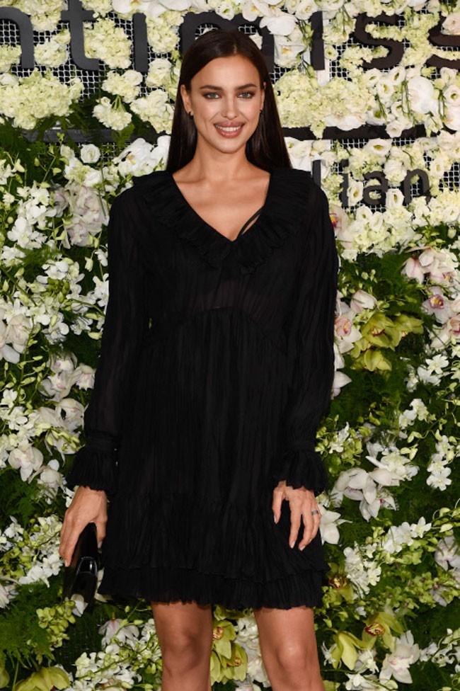 Irina Shayk viene a España en medio de rumores de embarazo