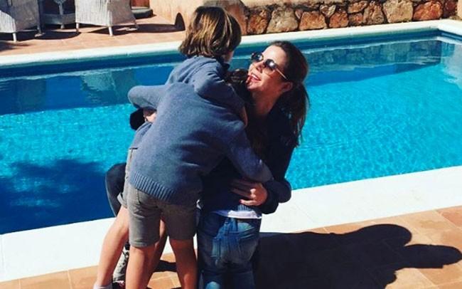 Amelia Bono: así están viviendo sus hijos la llegada de Jaime