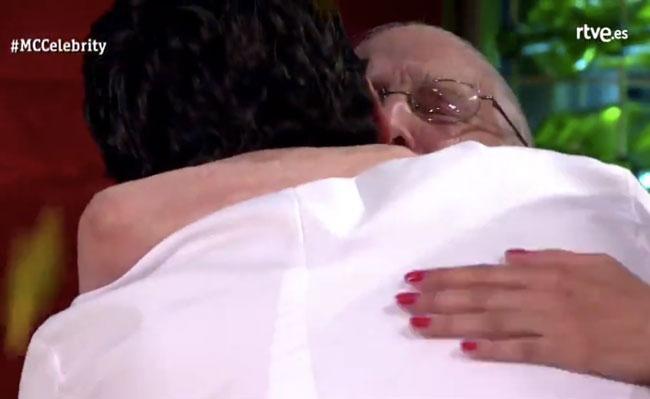 Miguel Ángel Muñoz se ha proclamado ganador bajo la atenta mirada de su abuela, de 92 años.