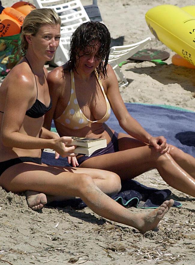 Buena concha en la playa espia - 2 part 5