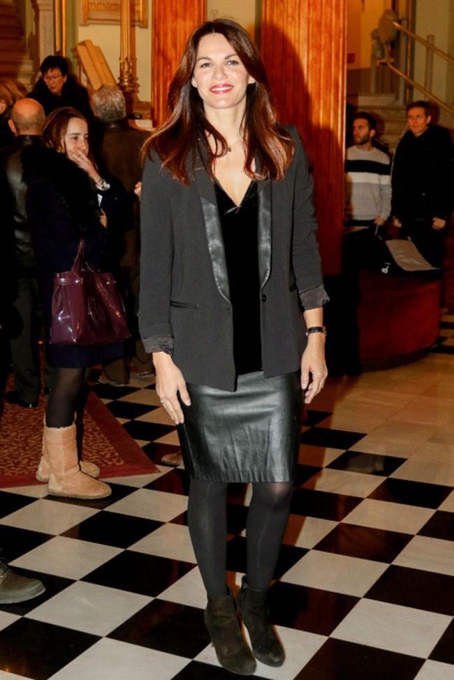 Fabiola asistió al Liceo de Barcelona para ver un espectacular concierto de Bertín Osborne.