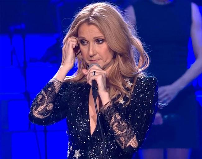 Céline Dion vive el momento más violento de su carrera con una fan