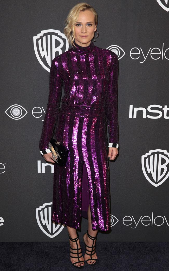Diane Kruger es una actriz de éxito y desarrolla su carrera en Francia, Alemania y Estados Unidos.