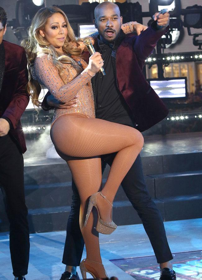 La peor pesadilla de Mariah Carey se hace realidad