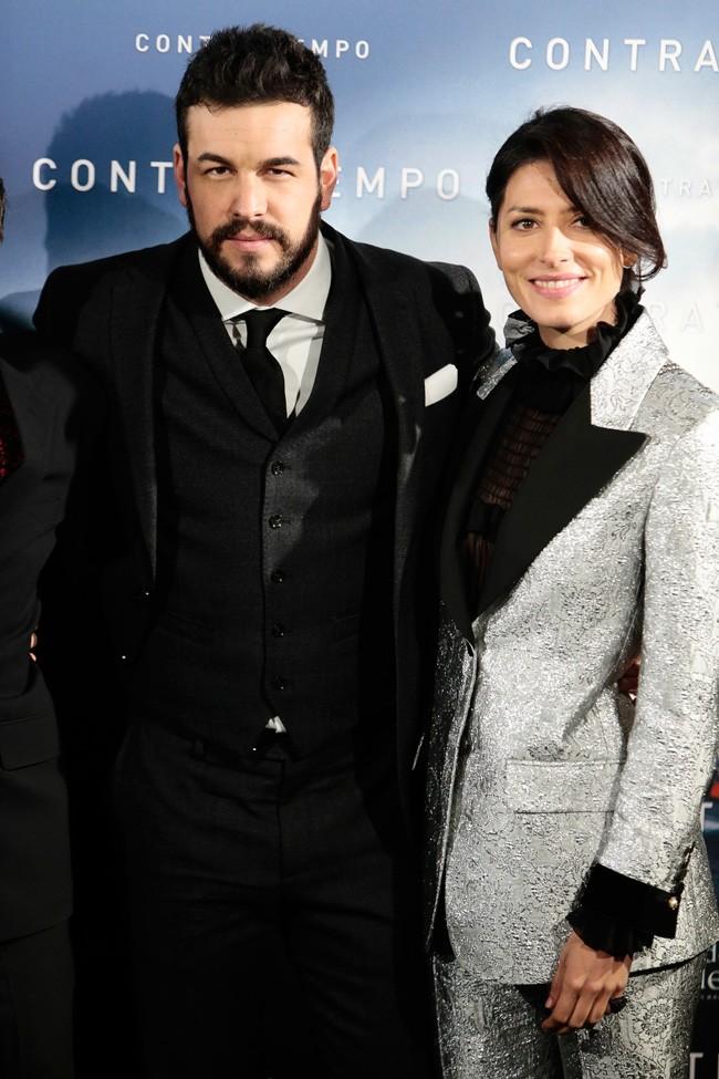 Mario Casas y Bárbara Lennie, una pareja… de cine