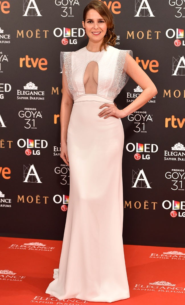 Las mejor y peor vestidas de los Premios Goya 2017