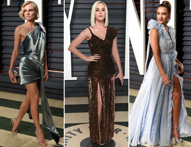 En A De Pasarela Los Oscar Posteriores Las Fiestas Glamour PuTiOXZwk