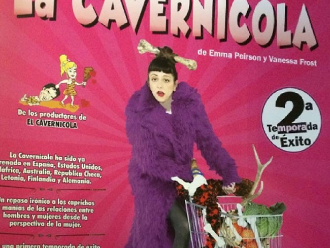 la-cavernicola