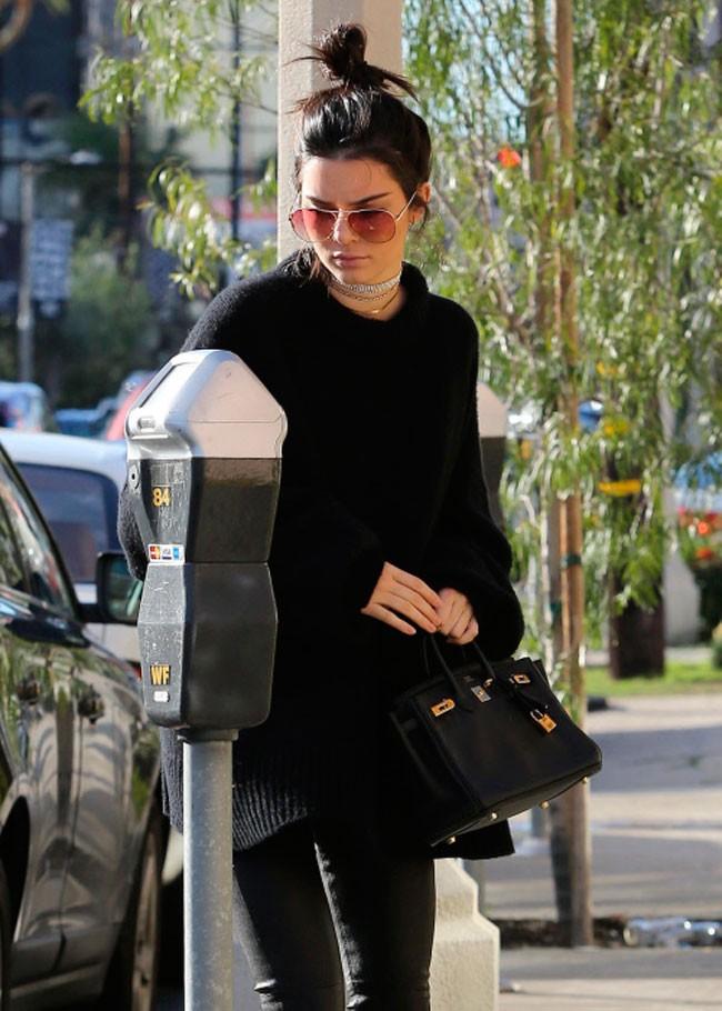 La familia Kardashian es un claro objetivo para los ladrones.