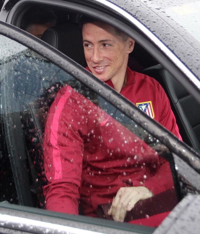 El jugador tendrá que descansar antes de volver a Madrid.