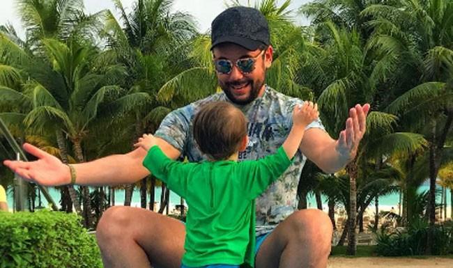 La pasión que el hijo de Miguel Poveda ha heredado de su padre