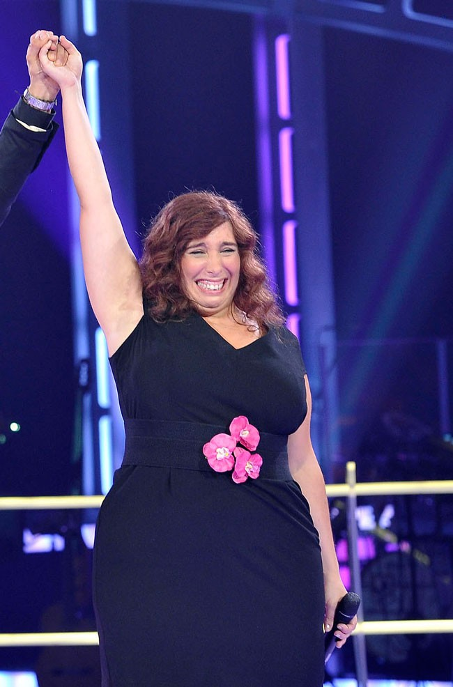Lola Dorado fue concursante de la primera edición de 'La Voz'.