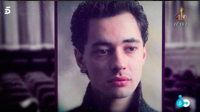 El actor hace más de quince años, aproximadamente.
