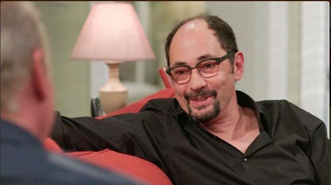 Jordi Sánchez en su entrevista con Bertín Osborne para el especial de 'Mi casa es la tuya'.