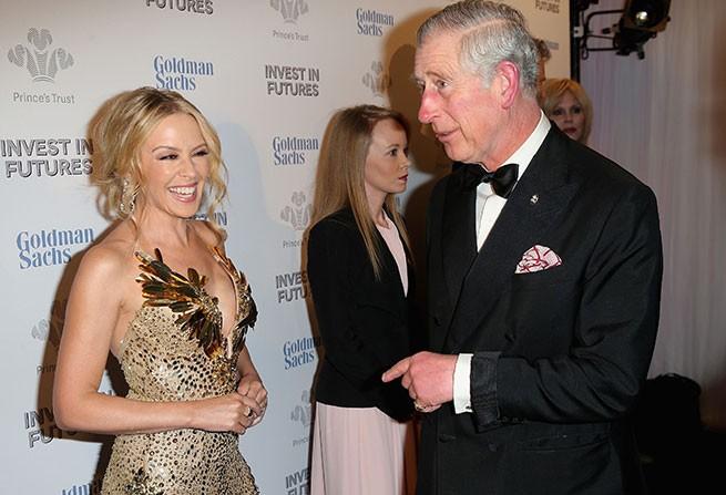 Mantiene muy buena relación con la Familia Real