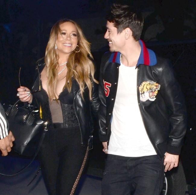 Mariah Carey rompe con su último novio por culpa de los celos